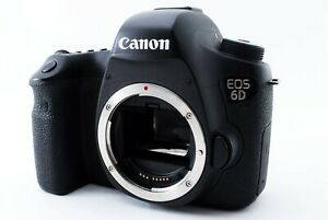 Near-Mint-Canon-EOS-6D-20-2MP-Digital-SLR-Camera-Black-Body-w-Charger
