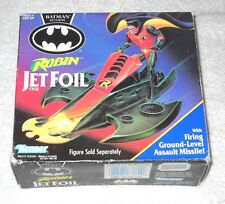 Batman Returns - Robin Jet Foil Cycle - Toy In Box - 100% complete (Kenner)