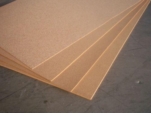 ideal zum Basteln Korkplatten 4 mm 145 x 300 mm Kork Platte