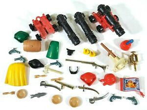 Vintage-Playmobil-Pirates-Accessories-Mixed-Bundle-Parts-amp-Spares-F620