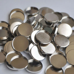 12-100pcs-Empty-Round-Tin-Pan-DIY-Refill-Eyeshadow-Responsive-to-Magnets-26mm