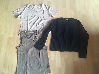 Bekleidungspakete Kleidung & Accessoires Haben Sie Einen Fragenden Verstand 3 Shirts Und Pulli 44/46