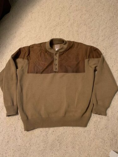 Filson Waterfowl Sweater, Size Large