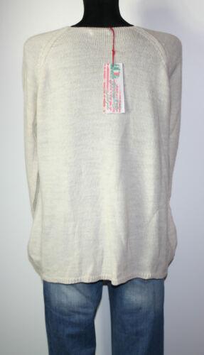 Shabby Chic Casual Lässiger Pulli Pullover Gr.36 38 40