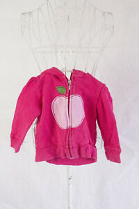 "Perfect Analytical ""baby Gap"" Size 2 Years Gorgeous Pink Hooded Cardigan Bargain Price!"