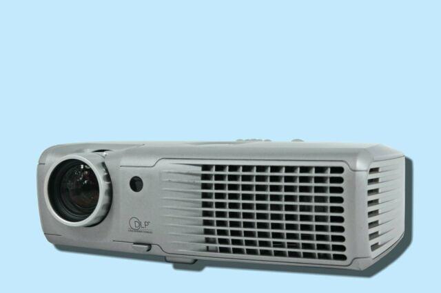 Dell 2300MP DLP Projector HD 1080i HDMI w//Adapter Remote TeKswamp