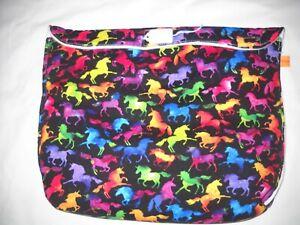 Breyer-traditional-pony-pocket-pouch-custom-model-horse-fabric-transport