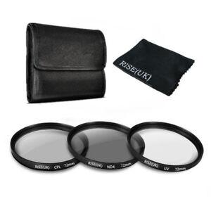 72mm-UV-ND4-Neutral-Density-CPL-Circular-Polarizing-Lens-Filter-Kit-For-Canon