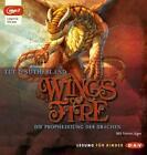 Wings of Fire - Teil 2: Das verlorene Erbe von Tui T. Sutherland (2015)