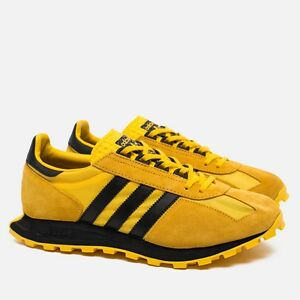 best cheap 46f36 7685e Image is loading Adidas-Originals-Racing-1-Formel-1-Gold-Black-