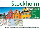 Stockholm Popout Map: Handy, Pocket Size, Pop-Up Map of Stockholm by Compass Maps (Sheet map, folded, 2014)