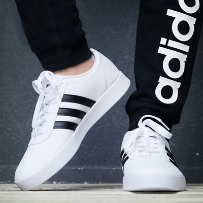 Adidas Men Shoes Sneakers Fashion Trainers Lifestyle Easy Vulc 2.0 White B43666 | eBay