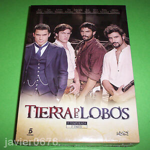 TIERRA-DE-LOBOS-TERCERA-TEMPORADA-PRIMERA-PARTE-PACK-NUEVO-Y-PRECINTADO-DVD