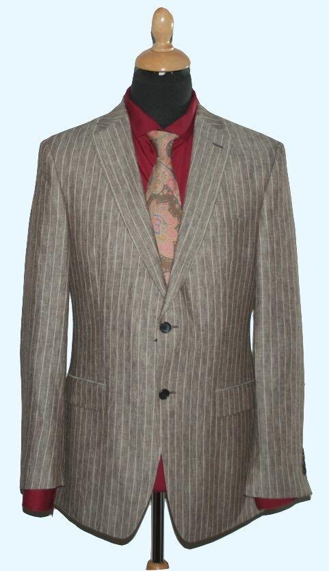 Windsor Herren Leinen Sakko Sakko Sakko  Gr.  52  NEU | Discount  374e6b
