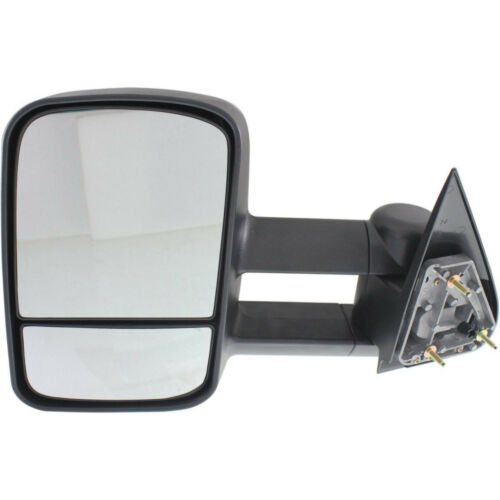New Driver Side Power LED Signal Tow Mirror for Chevy GMC Suburban Truck 1992-99