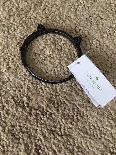 Kate Spade Jazz les choses Chat Oreilles Bracelet Jonc Neuf avec étiquettes