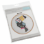 Counted-Cross-Stitch-Kit-With-Hoop-Beginners-Childrens-Starter-Trimits-Felt thumbnail 19
