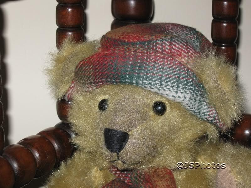Langenfeld Geruomoy Mohair Mohair Mohair orso Teddy Family Nr 14 b2256f