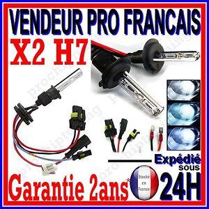 2 ampoules au xenon h1 h7 en 35w 55w pour kit hid lampe a gaz 6000k 8000k 10000k ebay