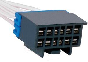 Door-Lock-Switch-Connector-Left-ACDelco-GM-Original-Equipment-PT1277