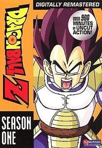 Dragon Ball Z Season 1 Dvd 2007 6 Disc Set Uncut Remastered For Sale Online Ebay