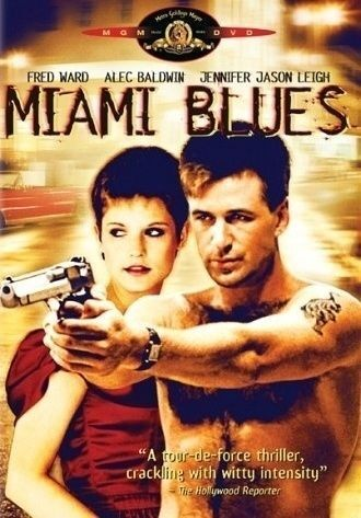 1 of 1 - Miami Blues - DVD ss Region 4 Good Condition