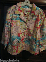 Christopher & Banks Size Large Lightweight Jacket, With Tag