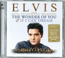 PRESLEY ELVIS THE WONDER OF YOU:ELVIS PRESLEY WITH THE ROYAL CD SPECIAL EDITION