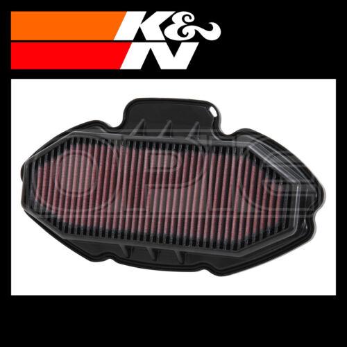 7012 K /& n Filtro De Aire Reemplazo Motocicleta Filtro De Aire Para Hondaha