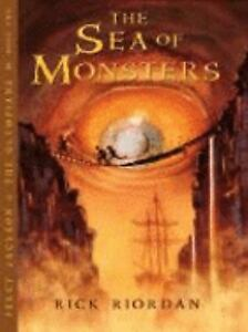 Percy Jackson And The Sea Of Monsters Book
