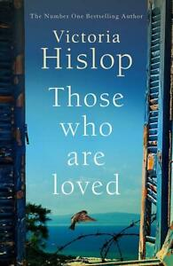 Those-Who-Are-Loved-by-Victoria-Hislop
