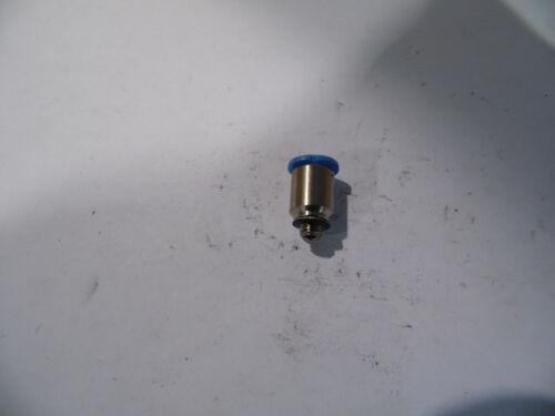 Festo 153005 Steckverschraubung QS-1//4-8 unbenutzt