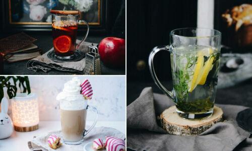 6 Latte Macchiato Gläser 400ml Kaffeegläser Teegläser Dalgona Langläser Longdrin