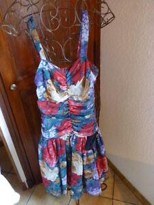 taille1-039-36-38-coquette-robe-voile-a-bretelles-jupon-dessous-femme-fillette