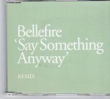 (DY439) Bellefire, Say Something Anyway - 2004 DJ CD