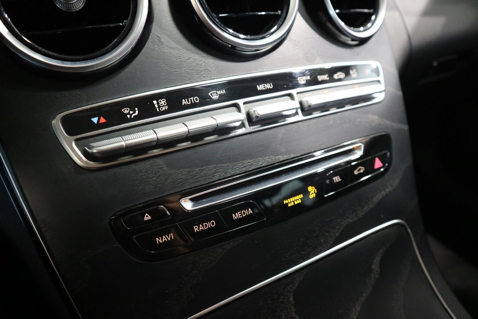 Mercedes C220 d 2,2 AMG Line stc. aut. - billede 10