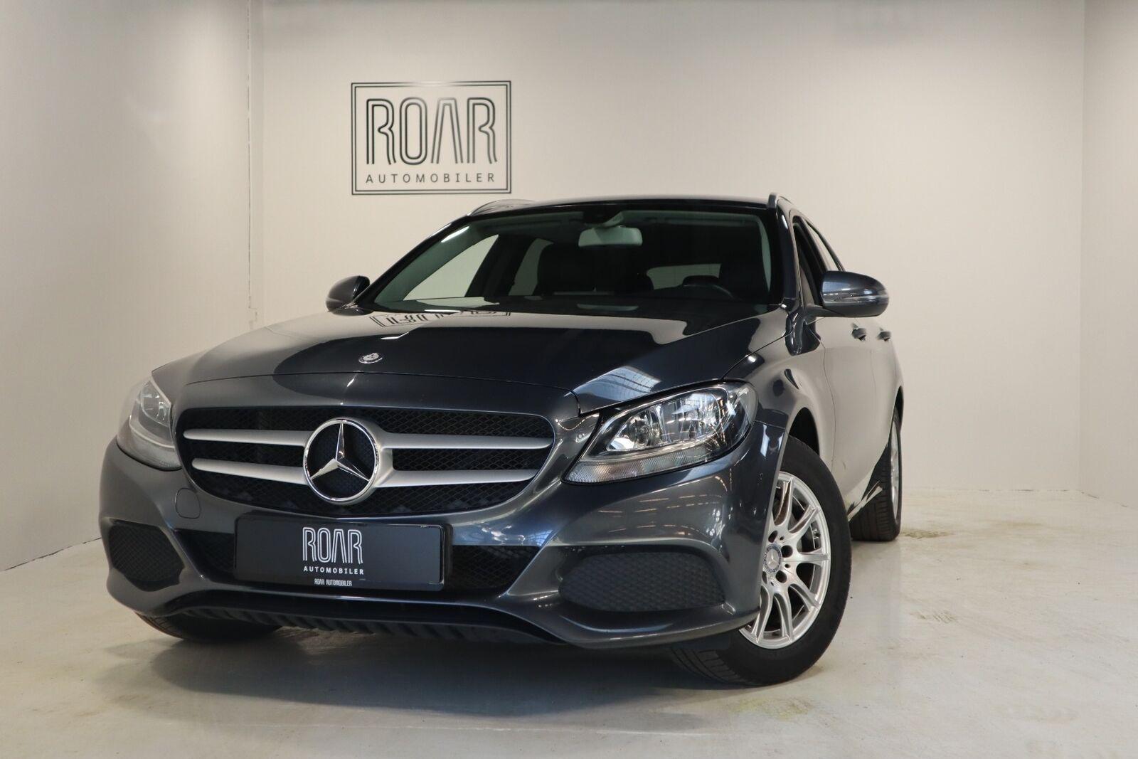Mercedes C200 d 2,2 stc. aut. 5d