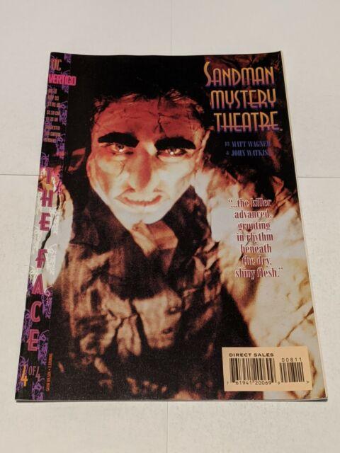 Sandman Mystery Theatre #8 November 1993 Vertigo DC Comics Wagner Watkiss