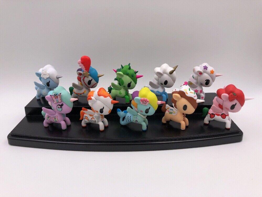 Tokidoki Unicorno Series 4 Blind Box Set of 10 Without Chasers