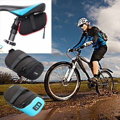NEW Outdoor Bicycle Bike Cycling Saddle Bag Seat Storage Tail Rear Pouch