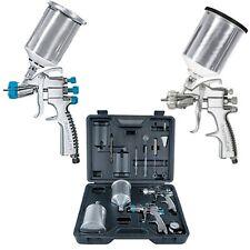 Devilbiss Startingline Hvlp Gravity Feed Auto Paint Primer Spray Gun Kit 802343