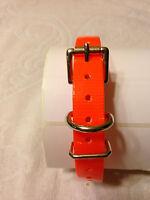 Dogtra Petsafe Innotek Tri Tronics 3/4 Hi Flex Replacement Roller Buckle Straps