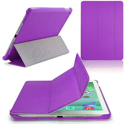 Ultra Slim Thin Smart Magnetic Protective Stand Case Cover for Apple iPad 4 3 2