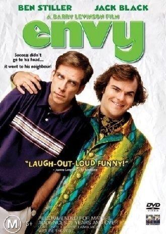 1 of 1 - Envy (2004) Ben Stiller, Jack Black, Amy Poehler - NEW DVD - Region 4