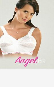 Angela white cup size