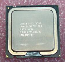Intel Core 2 Duo / 2.20 GHz / 2M / 800 MHz - SLA95 - E4500 - Socket 775 - Tested