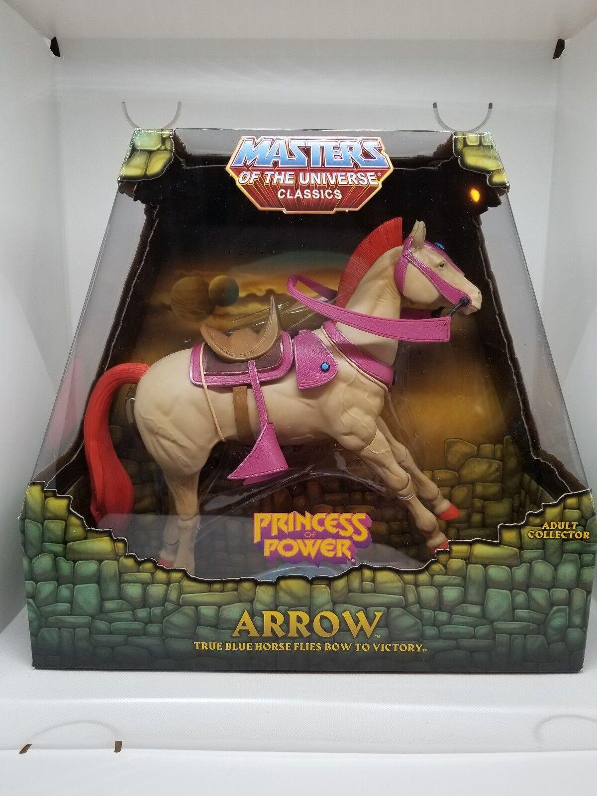 ARROW ARROW ARROW MASTERS OF THE UNIVERSE CLASSICS MOTUC MOTU HE-MAN Princess of Power 4363be
