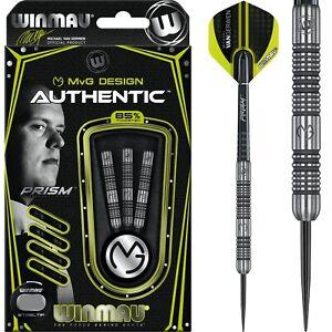 MVG Aspire Darts Set 21g 22g 23g 24g 25g 26g grams Tungsten Van Gerwen Winmau
