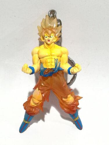 Japan Banpresto Dragon Ball Z Goku SS HG Action Figure Keychain Toy Kids