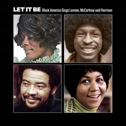 Various Artists - Let It Be: Black America Sings Lennon Mccartney & Harrison [Ne